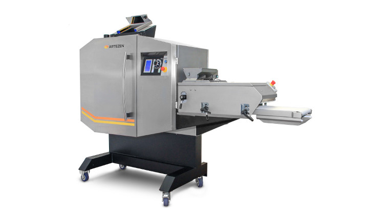 Fully Automatic Dough Divider Rounder Roll Plant Danlesco Gulf Llc
